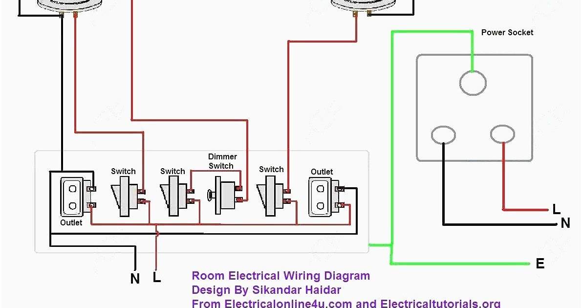 Electrician Wiring Diagram