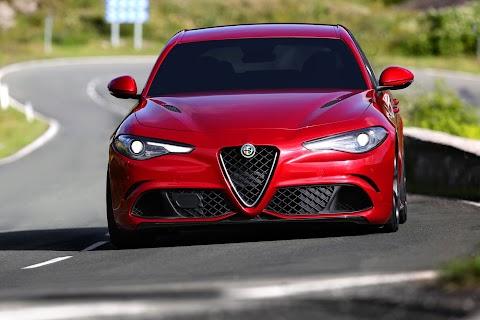 Alfa Romeo Giulia 4wd