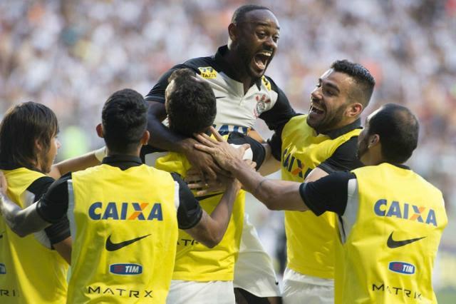 Corinthians vence o Atlético-MG e encaminha título do Brasileirão Daniel Augusto Jr/ Agência Corinthians/Divulgação