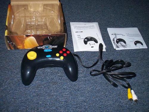 Sega Clone - D22+ e-Time Game Play