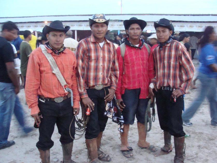 indios macuxi