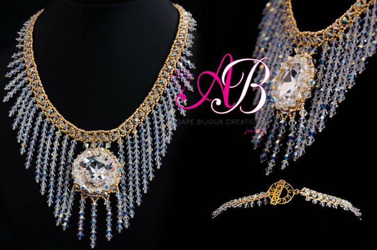 Agape Bijoux Creations: L'Araba Fenice - Swarovski Contest 2013