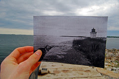 Looking into the past: Bug Light