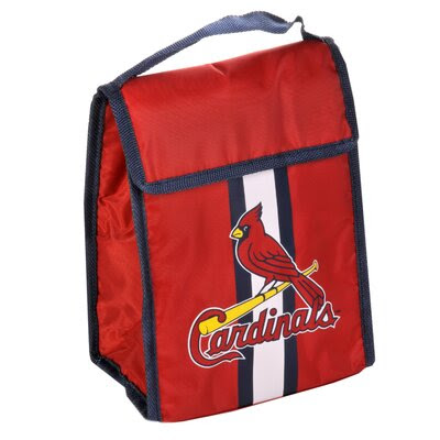 MLB basefall sports fan lunch bags