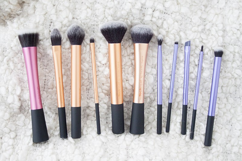 Cheap real techniques brush set