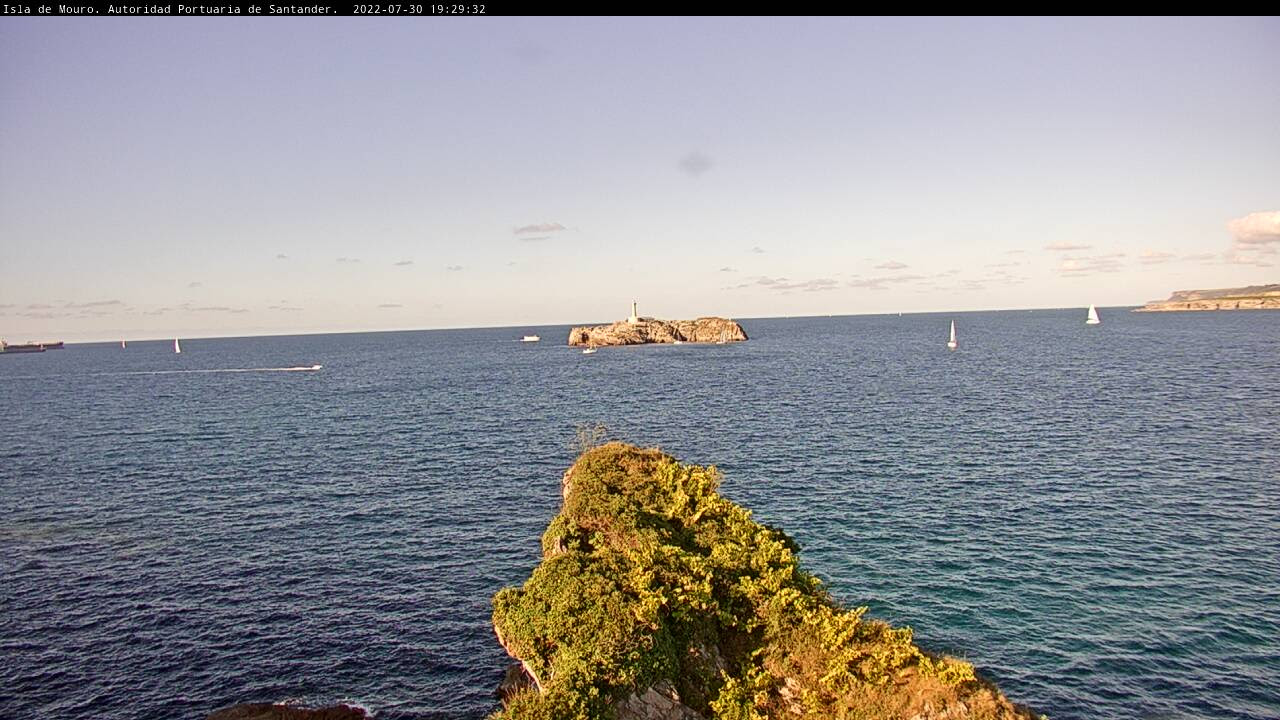 webcam el sardinero