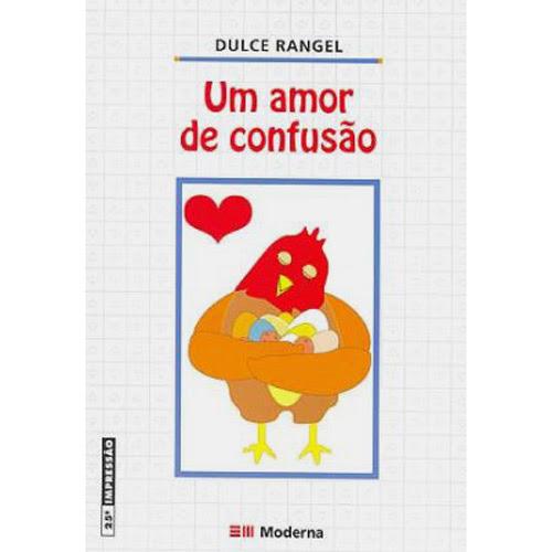 Livro - Amor De Confusão, Um
