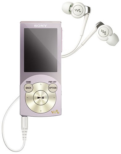 Sony Walkman S640
