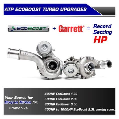 mustang ecoboost turbo upgrade