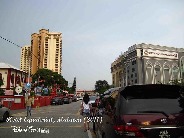 Hotel Equatorial Malacca 15