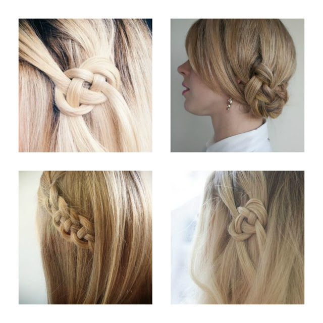 Easy Summer Hairstyle  DIY Celtic Knot  Hair Tutorial