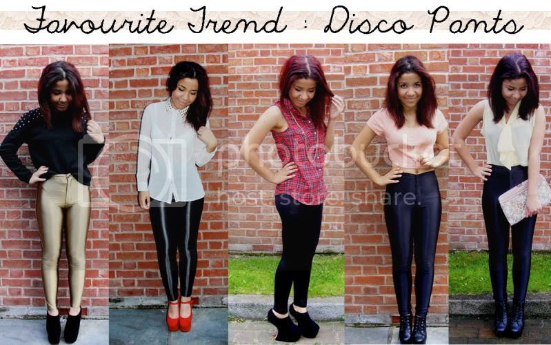 disco pants, ways to wear disco pants, gold disco pants, disco pants blogger, bloggers wearing disco pants, disco pants gold, disco pants american apparel, disco pants glamorous