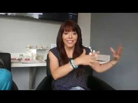 REST. Janie Terrazas and Kinyo Talk Health at Shebah Dental