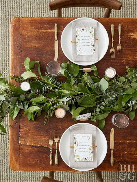 Greenery Garland How To