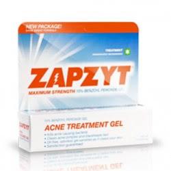Amostras Grátis - Gel para Tratamento de Acne Zapzyt