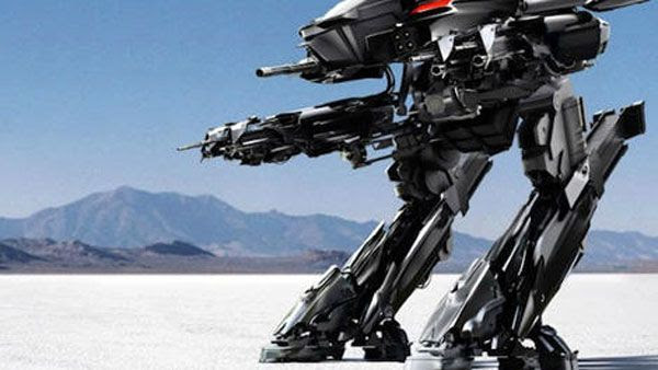 ED-209 makes a return in next year's ROBOCOP.
