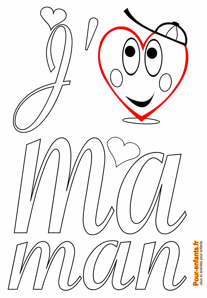 Coloriage Fête Des Mères Amour Fete Des Meres Coloriages à Imprimer