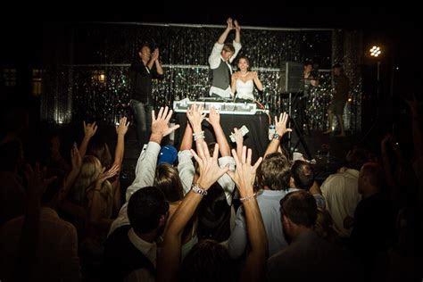 Intros & Outros: DJs Recall the Bridal Party Entrances