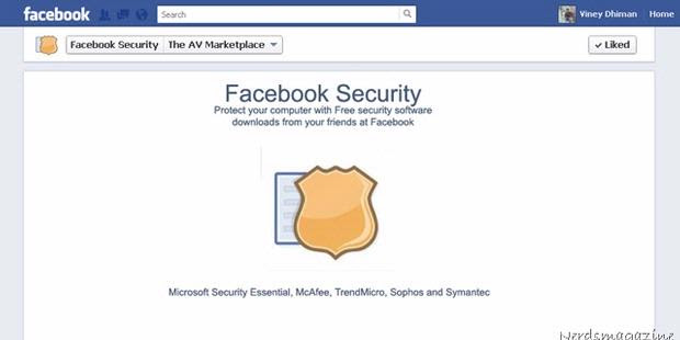 Facebook Antivirus free Download