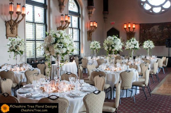 How Tall Are Your Tall Centerpieces