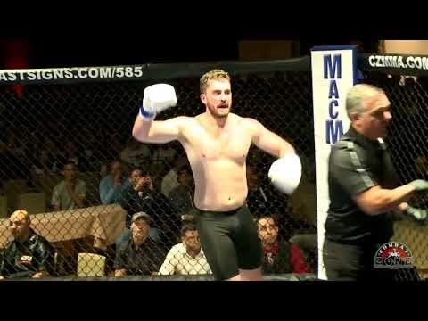 COMBAT ZONE FIGHT VIDEOS: Matt Gordon vs. Caynen Wills | Mohammad Al Kinani vs. Josh Wesley