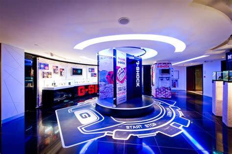 » Casio G Shock 30th Anniversary Pop Up Shop by Design4Retail