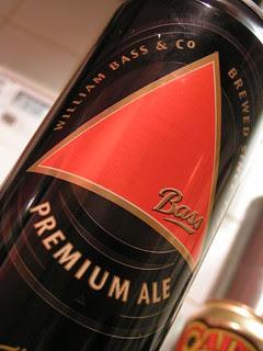 Bass, Premium Ale, England