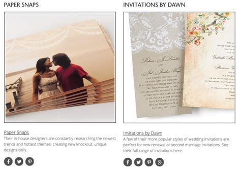 Top 10 Wedding Invitation Websites   Our Picks!