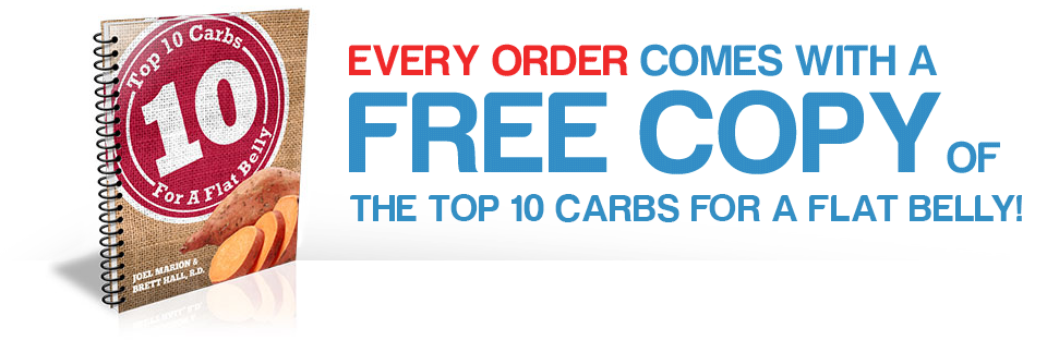 Top 10 Carbs For a Flat Belly Free Report