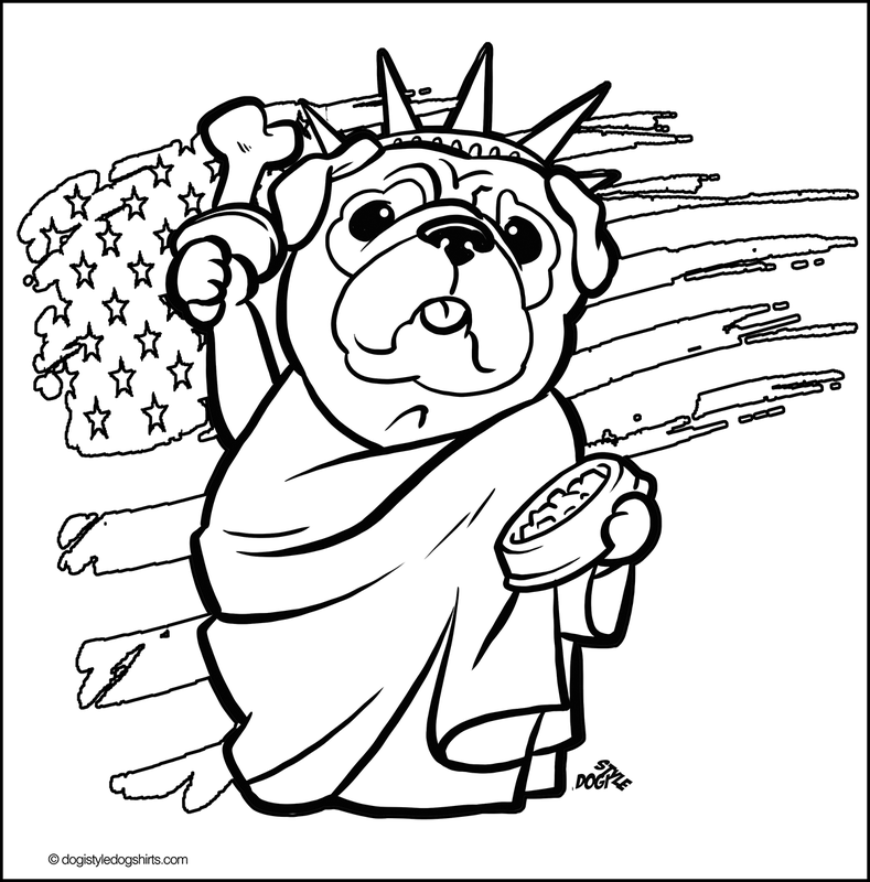 810 Coloring Pages Of Dogs Pictures