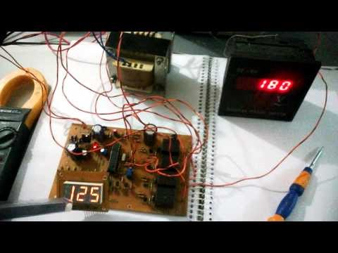 Tahmid S Blog Automatic Voltage Stabilizer Ac Ac With Pic16f873a