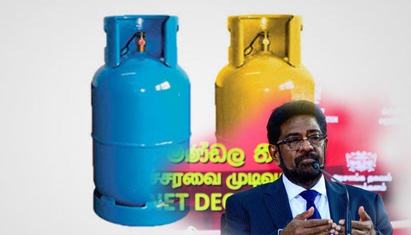 12.5kg சமையல் எரிவாயு சிலிண்டர் தொடர்ந்தும் ரூ. 1,493 இற்கு-LP Gas Price will Be Maintained as Rs 1493-9 Decision on June 21 Cabinet Meeting