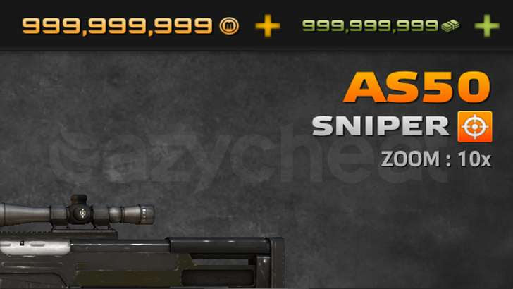 Range Shooter Unlimited Cash Coins
