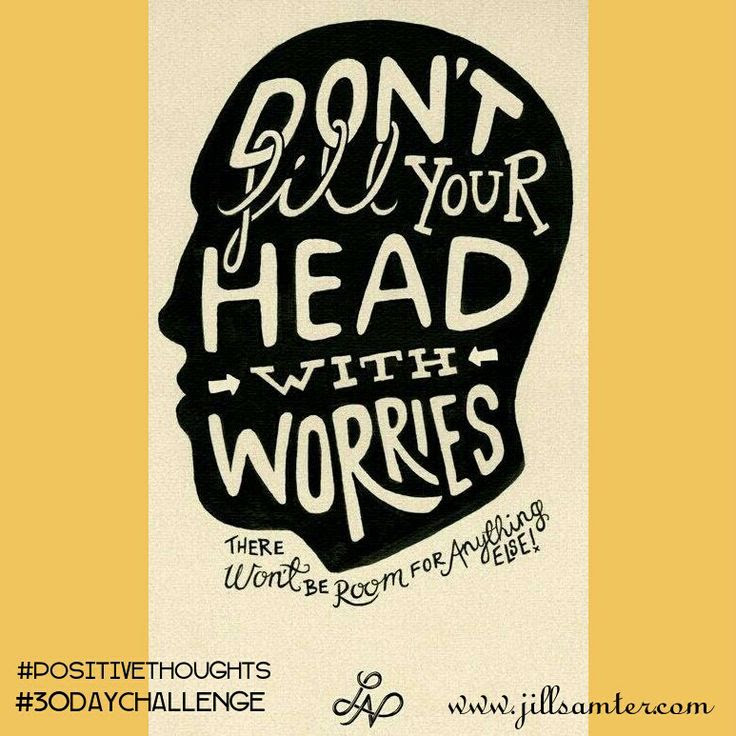 Day 12 {Positive Thoughts } by Jill Samter