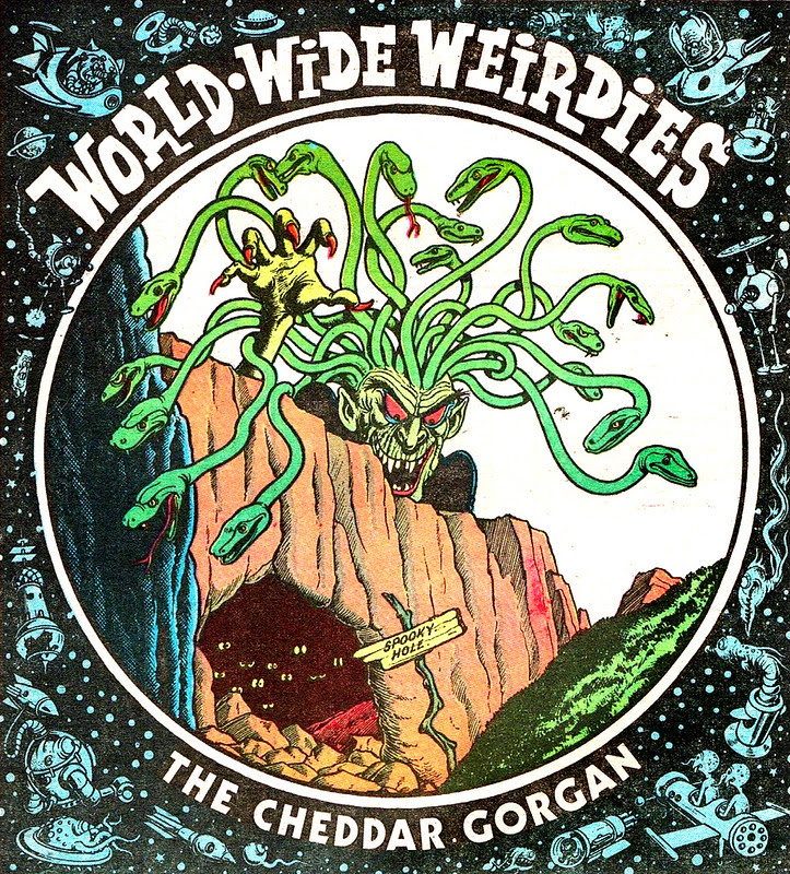 Ken Reid - World Wide Weirdies 131