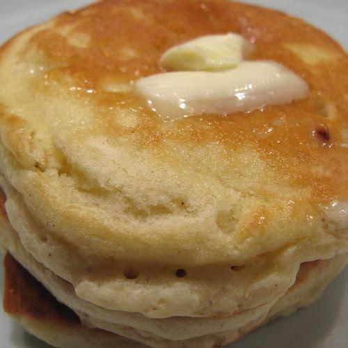 Morning 3 - Eggnog Pancakes