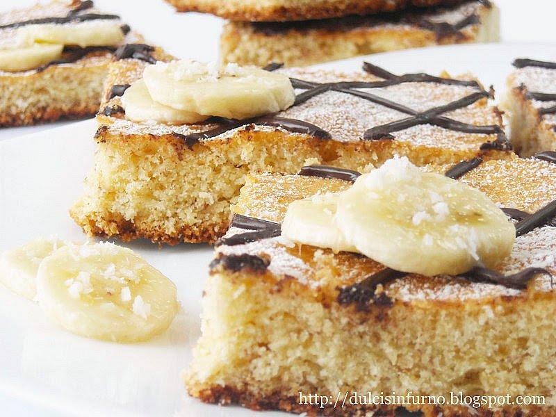 Tranci Cocco-Banana-Coconut and Banana Slices