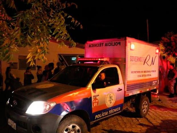 Morte de menino de 11 anos será investigado pela Delegacia de Homicídios de Mossoró (Foto: Marcelino Neto/O Câmera)