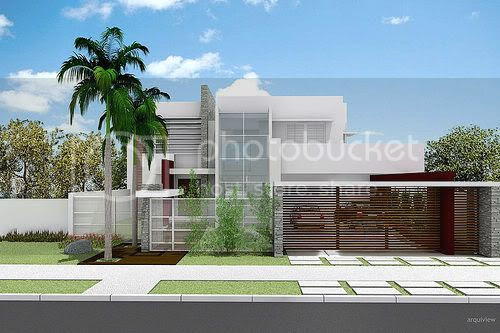 Home Design Modern Minimalist House