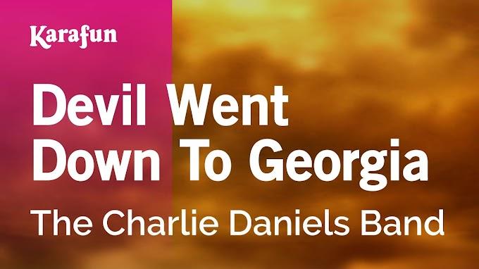 Devil Went Down To Georgia - The Charlie Daniels Band