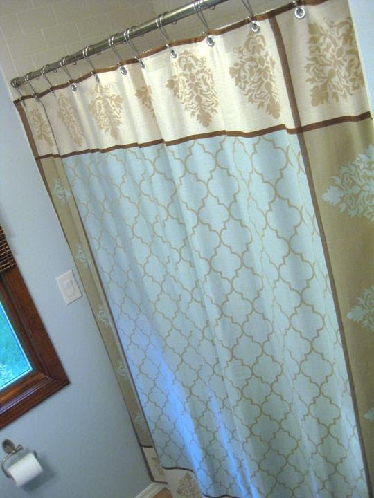 Create Your Own Shower Curtain Photos