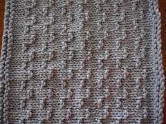 blanket square #1