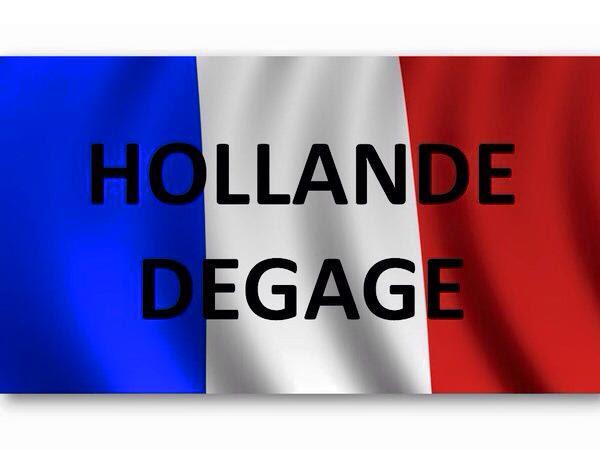 Hollande dégage