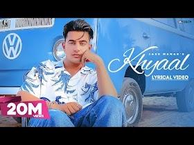 Khyaal Lyrics - Jass Manak   Sharry Nexus