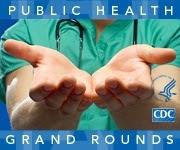 CDC Grand Rounds Logo