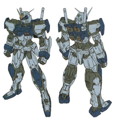 mobile suit gundam seed x-100 3d mesh cg sandrum duel