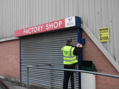 Key Holding, Key Holding Midlands, Key Holding Derby