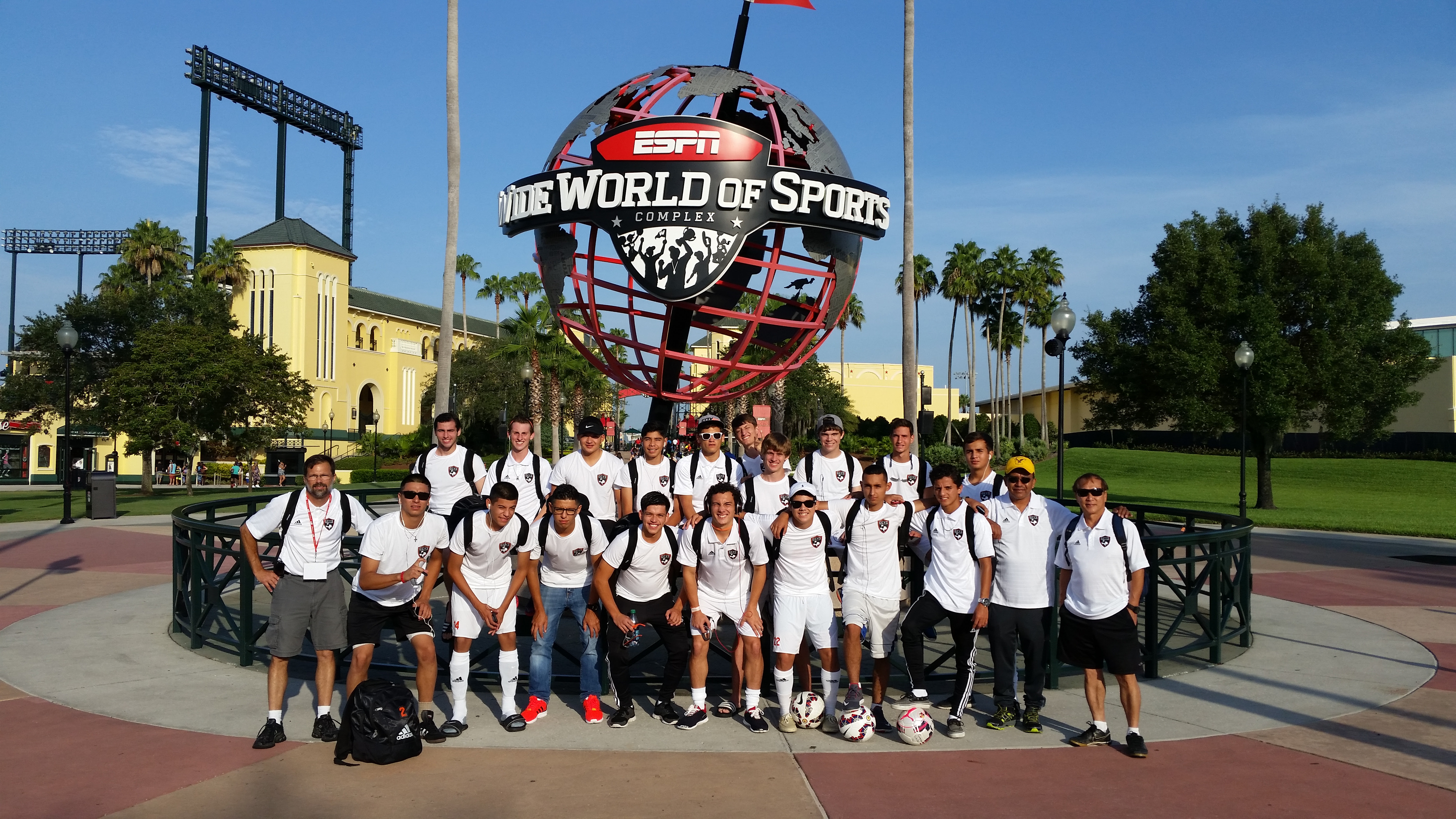 Campeche United Galveston County Youth Soccer