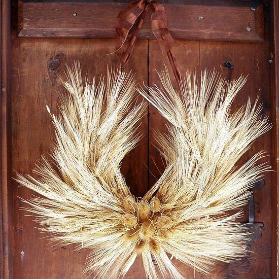 Harvest Horseshoe