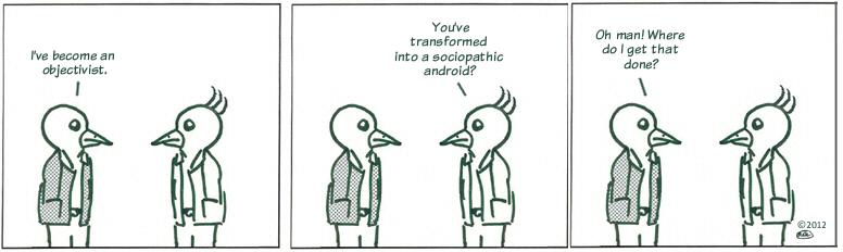 Objectivist